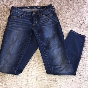 Denim - AEO Blue Jeans